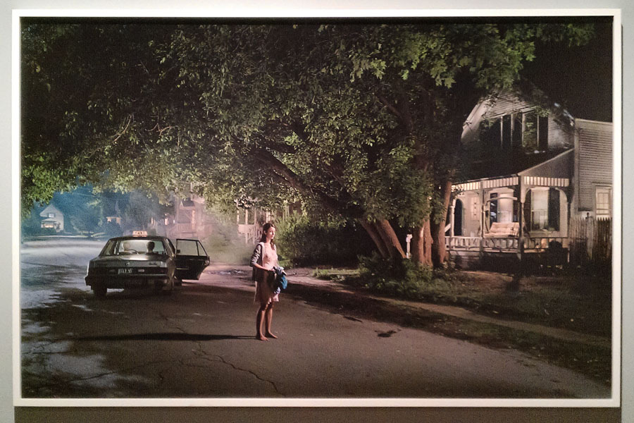 Gregory Crewdson's 'In A Lonely Place'